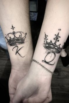 Magnificent simple and beautiful tattoos and the care you must have . - Magnificent simple and beautiful tattoos and the care you must have t - Mini Tattoos, Love Tattoos, Beautiful Tattoos, Body Art Tattoos, Small Tattoos, Tattoos For Women, Tattoos For Guys, Crown Tattoos, Tattoo Ink