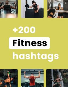 Want other people to see your fitness videos, workout ideas, tips or transformations? You can find over 200 Instagram hashtags for fitness in Preview app. Everything from core Instagram hashtags for fitness bloggers, fitness lovers and personal trainers use, to hashtags for self development and nutrition. All handpicked for you inside Preview App! #instagramtips #instagramstrategy #instagrammarketing #socialmedia #socialmediatips Best Instagram Hashtags, Instagram Marketing Tips, Instagram Bio, Social Media Tips, Social Media Marketing, All In One App, Community Manager, Influencer Marketing, Workout Ideas