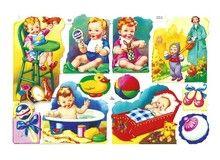 Poezieplaatjes Baby 1290 -De Oude Speelkamer