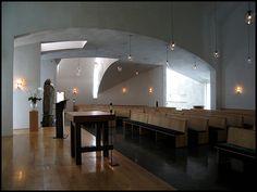 Chapel of St. Ignatius, Seattle University, WA, 1997 | Steven Holl