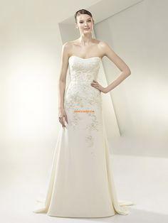 Court Släp Vår 2014 Glamorös & Dramatisk Bröllopsklänningar 2014