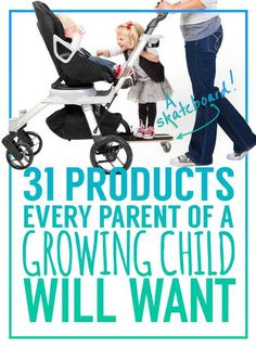 These are BRILLIANT!!  31 Products Every Parent Of A Growing Child Will Want
