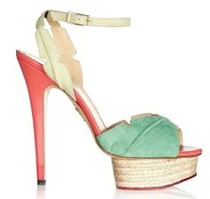 Charlotte Olympia - The Mon Mode Blog | The Next Wave of Designer Shoes!