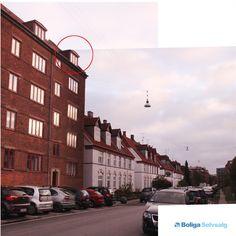 Hyggelig 2-værelses med udsigt over Valby Kløverbladsgade 23, 4. th., 2500 Valby - Ejerlejlighed #ejerlejlighed #ejerbolig #valby #selvsalg #boligsalg #boligdk