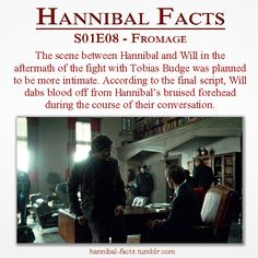 Source: Fromage Script Please do not remove watermarked URL and repost. Hannibal Quotes, Hannibal Funny, Hannibal Tv Series, Nbc Hannibal, Hannibal Lecter, Mother Son Relationship, Will Graham Hannibal, Be Kind To Everyone, American Gods