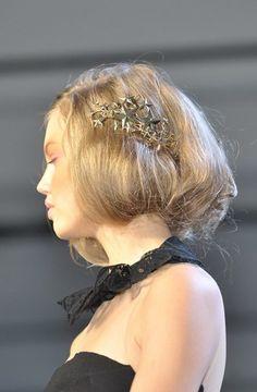Rodarte star hair clips.