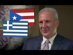 Peter Schiff on Greece, Puerto Rico, and America's Looming Economic Crisis Puerto Rico, Greece, United States, America, Reading, Youtube, Greece Country, Word Reading, Reading Books