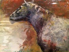 Far Away by Susan Easton Burns   dk Gallery   Marietta, GA   SOLD