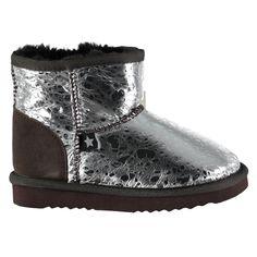 Cosy Metallic Molo Boots https://www.molo.com/ #alegremedia