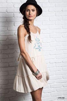 e62d3650b54a4 Boho Solid Regular Size Spaghetti Strap Dresses for Women