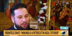 Minunea vindecarii parintelui Ionut Butoiu: Medicii m-au declarat decedat. Am spus ce s-a petrecut in sala de operatie, pas cu pas Baseball Cards
