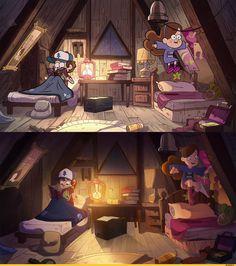 Gravity Falls,фэндомы,Puba 24,Wendy Corduroy,GF Персонажи,Mabel Pines,Dipper Pines,Stanley Pines,Stanford Pines,Candy Chiu,GF Арт,GF art