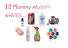 Mommy Must-Haves |do it yourself divas