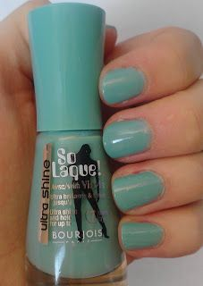 Bourjois So Laque Ultra Shine Nail Enamel körömlakk   http://www.iparfumeria.hu/bourjois/so-laque-ultra-shine-nail-enamel-koromlakk/