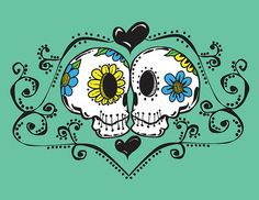 Hey, I found this really awesome Etsy listing at http://www.etsy.com/listing/163143420/day-of-the-dead-dia-de-los-muertos-sugar