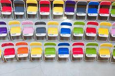 HQ is full of Pantone colors & we love it!