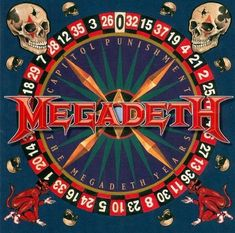 Megadeth - Capitol Punishment: The Megadeth Years (CD)