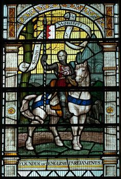 Simon de Montfort my 27th great grandfather.