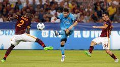 AS Roma - FC Barcelona (1-1) | FC Barcelona