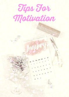 How to get your motivation back - my tips & tricks ~ http://www.thinkfeelstrong.com