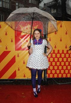 ...i want the clothes and the umbrella and the shoes....p.s. jessie cave is one of my style icons :-)
