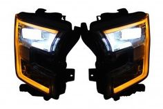 2015+ Ford F150 LED Headlight Upgrade Kit