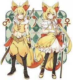human version gijinka pokemon, braixen --cosplay idea maybe? Cosplay Pokemon, Lucario Pokemon, My Pokemon, Pokemon Maker, Fan Art, Pokemon Human Form, Human Pikachu, Chibi, Manga Anime