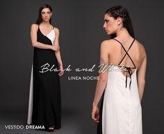 #VestidoDreama #Noche #Elegante #Sexy Backless, Formal Dresses, Sexy, Black, Fashion, Female Clothing, Fall Winter, Night, Events