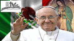 S.S. EL PAPA FRANCISCO EN MÉXICO-REUNIÓN CON LOS OBISPOS EN LA CATEDRAL-...