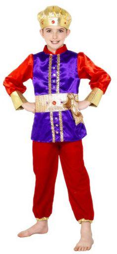 King Balthasar Costume - Child