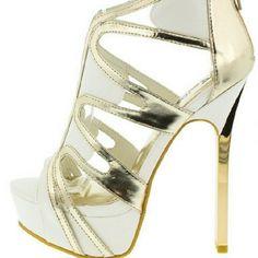 Lynn by Alba platform Gorgeous ALBA Shoes Platforms