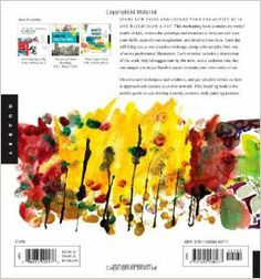 One Watercolor a Day: A 6-Week Course Exploring Creativity Using Watercolor, Pattern, and Design (One A Day): Veronica Lawlor: 9781592538577...