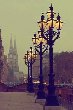 Vienna, Austria. >>> What an absolutely stunning city!