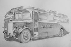 Barton Transport 212 - 1935 Duple bodied Leyland 'Lion' LT7