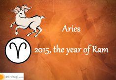 #Aries - 2015 the year of Ram !