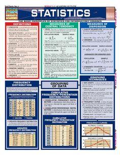 ¿Es este el primer intento de una infografía de estadística? Desde hace años se pueden encontrar en el mercado estos resúmenes acerca d...
