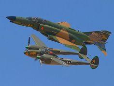 Air Race, Thunder and Lighting