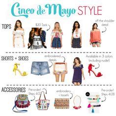 Cinco De Mayo Style