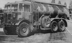 AEC Military Tanker