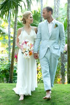 One of our breathtaking destination weddings in Mexico! Photo: Michael Segal Photography