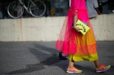 THE 50 BEST STREET-STYLE SHOES FROM SPRING 2014 - Nike sneakers