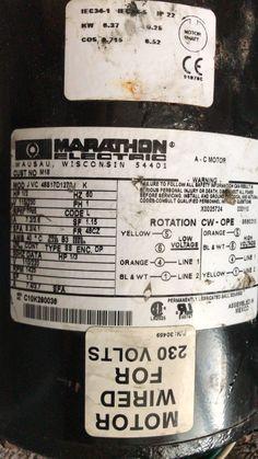 Marathon Electric Motors Wausau Wi 54401