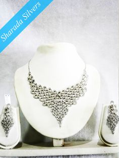 Jewels Obsession Silver 100/% Polish Necklace Rhodium-plated 925 Silver 100/% Polish Pendant with 18 Necklace