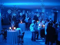 winter 40th birthday party ideas - Google Search