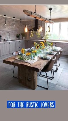 Cozy Kitchen, Home Decor Kitchen, Kitchen Interior, Home Kitchens, Interior Office, Design Kitchen, Trendy Home Decor, Beautiful Dining Rooms, Sweet Home