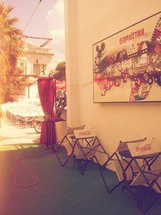 Exoraistiki  open air cinema,Volos
