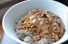 Healthy granola recipe! #cleaneating #glutenfree #vegan
