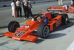 Gordon Johncock's 1975 Wildcat.