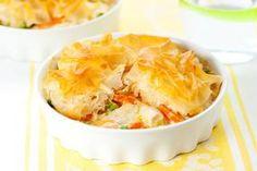 Top Chef Recipes - Truffled Chicken Pot Pie