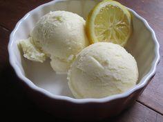 Lemon & Thyme Ice Cream | Or Until Golden Brown